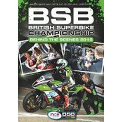 British Superbikes 2016 Behind the Scenes [DVD]